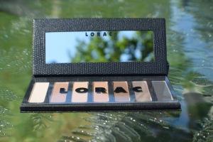 Lorac Skinny Black R=Eye   Palette.