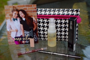Ipsy August Glambag Prep School