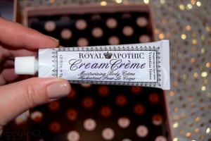 Royal Apothic Cream Creme To Go