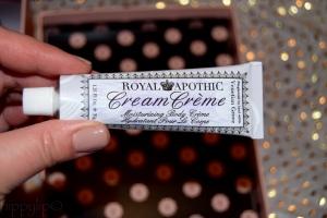 Royal Apothic Cream Creme To Go