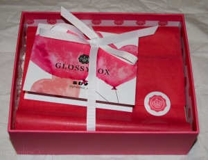 Glossybox Love is in the Air