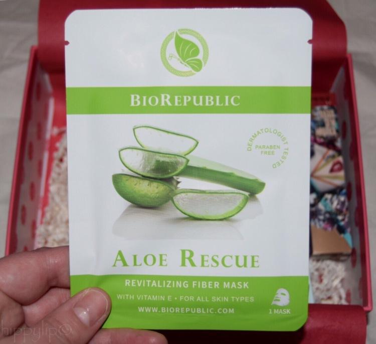 BioRepublic Aloe Rescue Sheet Mask