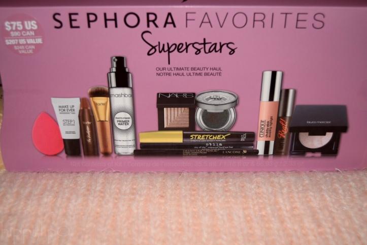 Sephora Favorites Superstars