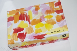 Birchbox July 2016 Rise and Shine
