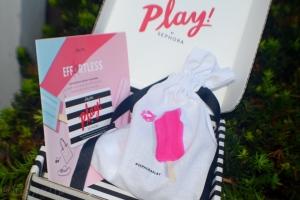 Sephora Play! Effortless Summer July 2016