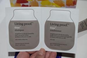 Living Proof No Frizz Shampoo & Conditioner