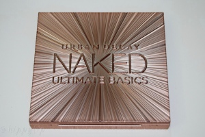 UD Naked Ultimate Basics Palette
