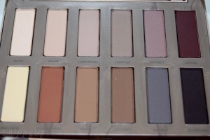 Urban Decay Naked Ultimate Basics shades