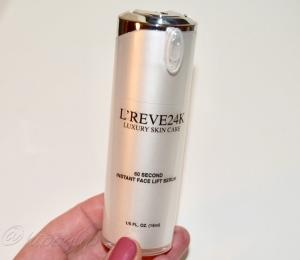 L'Reve24K Instant Face Lift