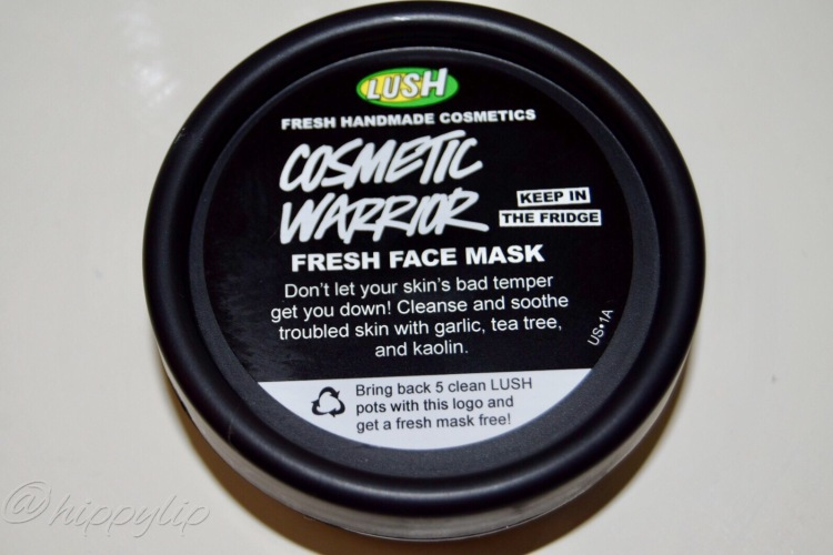 Lush Cosmetic Warrior