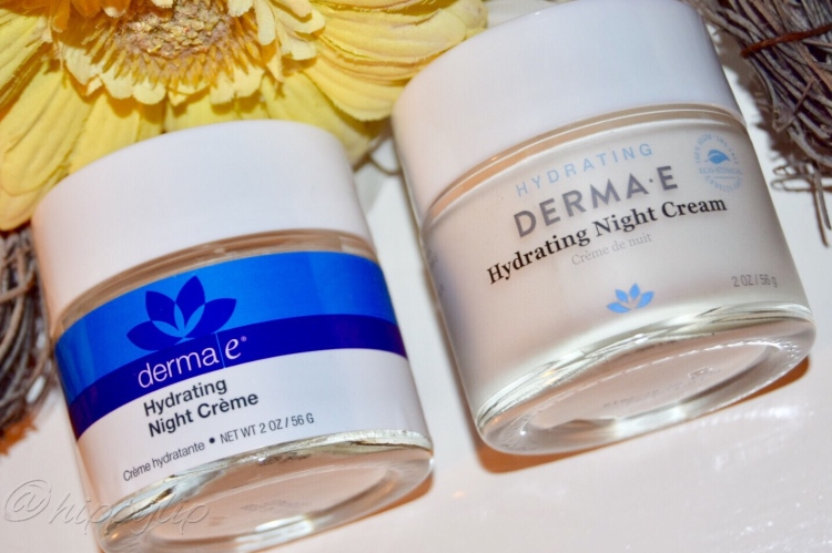 Dermae Hydrating Night Cream with Hyaluronic Acid
